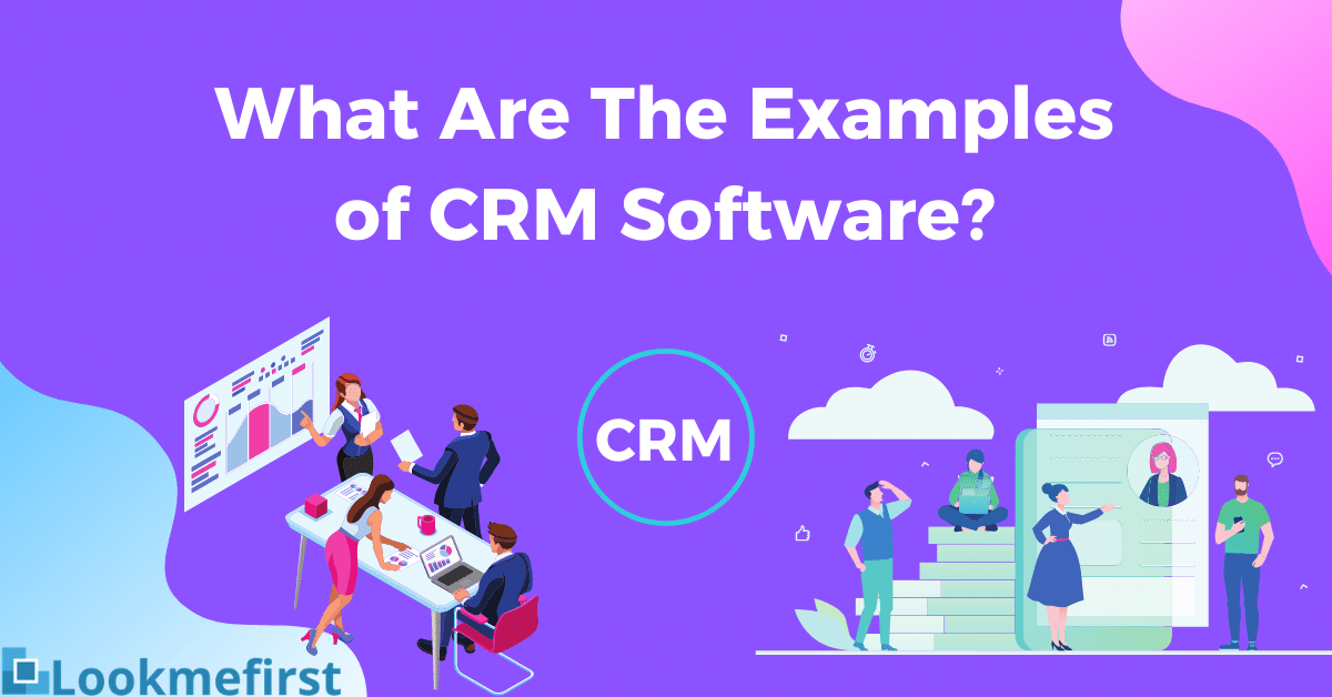 Example of crm software