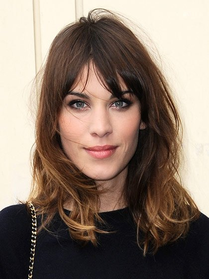 Keira Knightley Short Bob Hairstyles Front Back