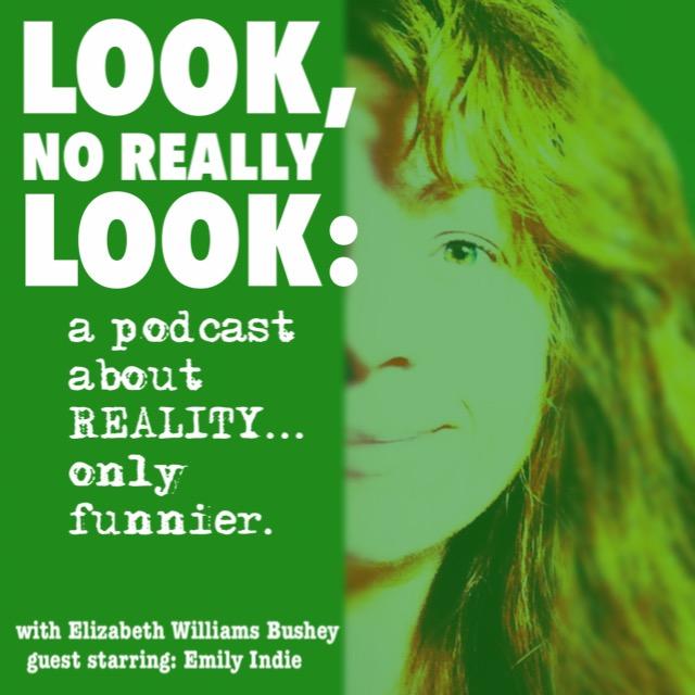 Look No Really Look: Logo