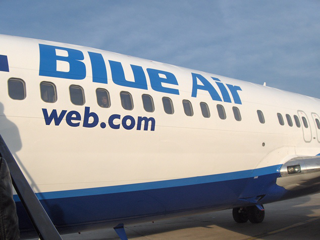 Airline Review: Blue Air