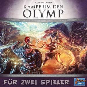 Portada de Kampf um den Olymp
