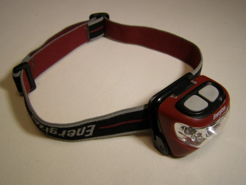 Tips And Tools Tuesday - Headlamp