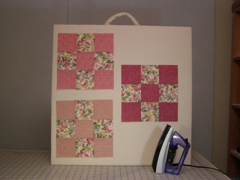 Tips and Tools Tuesday -  Make your Own Portable Pressing Board