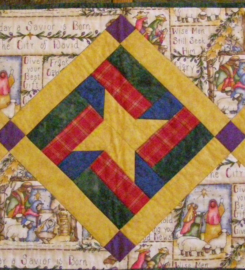 Tips And Tools Tuesday - Machine Quilting, Part Two, Where to Start.