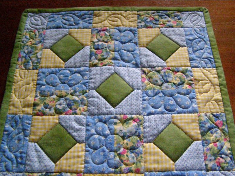Tips And Tools Tuesday - Machine Quilting, Part Three, Deciding on a Design