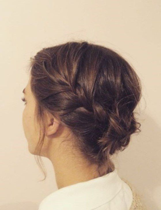 прическа на длинные тонкие волосы
