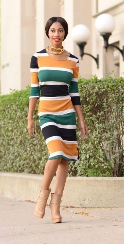 платье футляр миди классика
