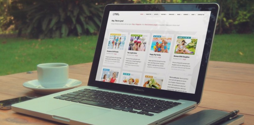 Redesign WordPress Theme