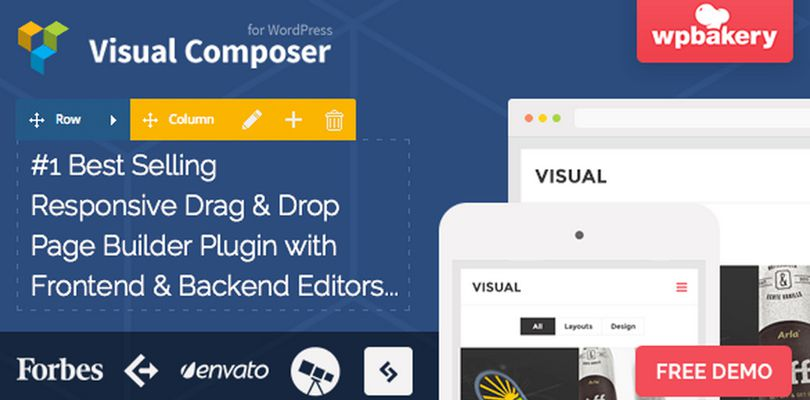 Visual Composer — Page Builder for WordPress