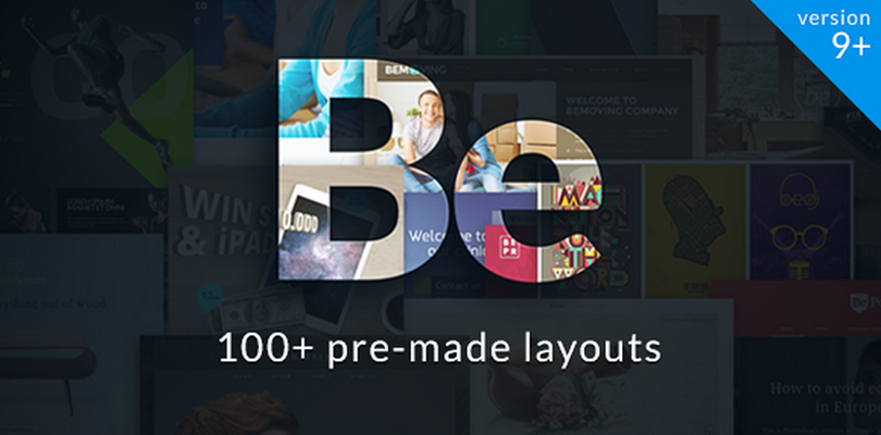 BeTheme — Responsive Multi-Purpose WordPress Theme