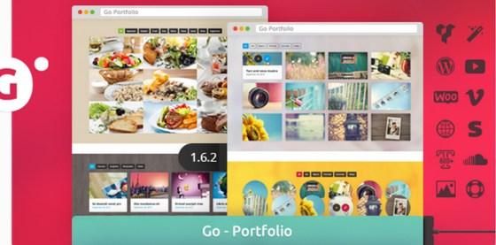 Go — Responsive Portfolio for WPGo - Responsive Portfolio for WP