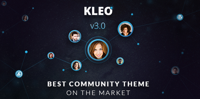KLEO — Next level WordPress Theme