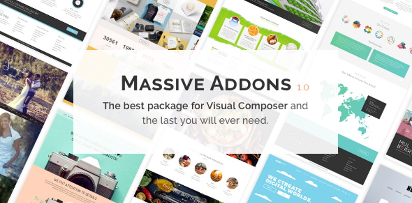 Massive Addons for Visula Composer