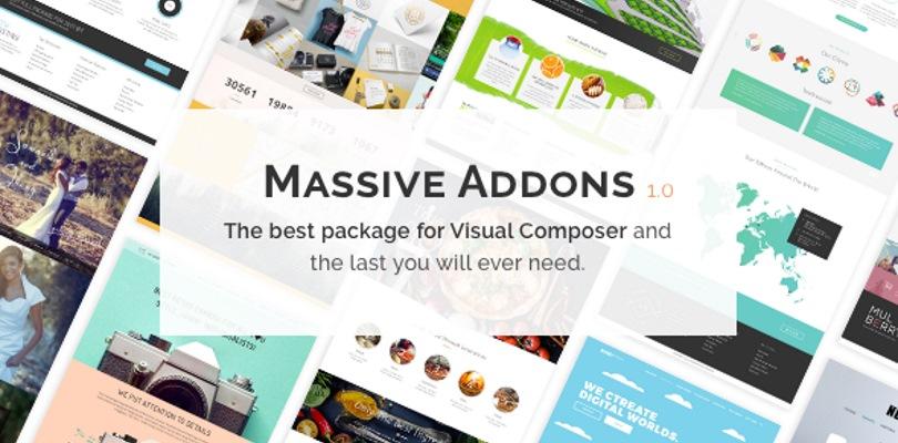 Massive Addons for Visula Composer