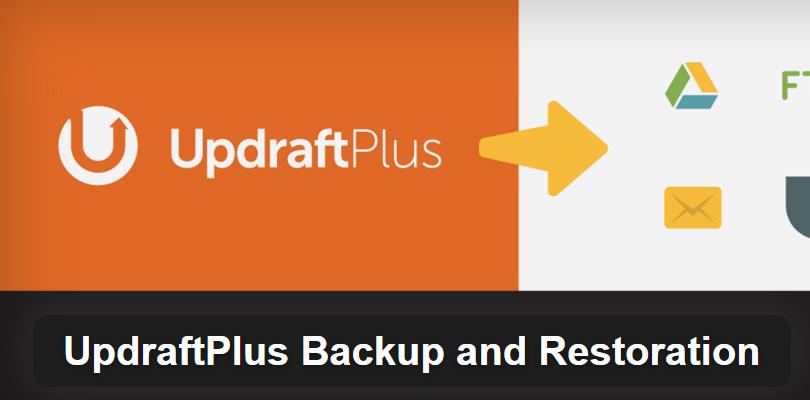 UpdraftPlus Backup and Restore