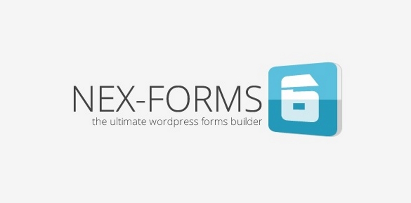 NEX-Forms — The Ultimate WordPress Form Builder