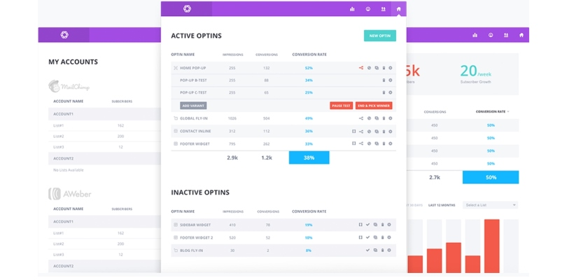 Bloom Dashboard