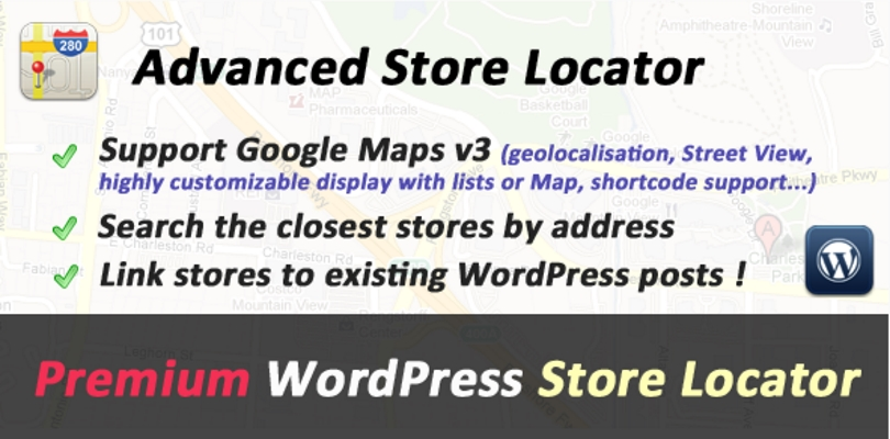Advanced Store Locator