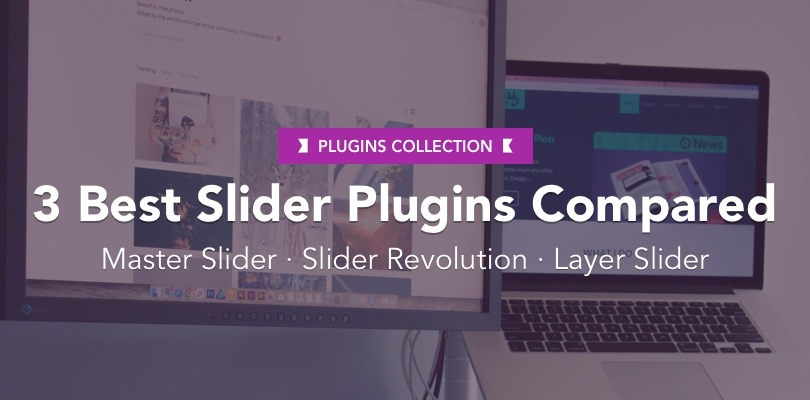 Best WordPress Slider Plugins Compared