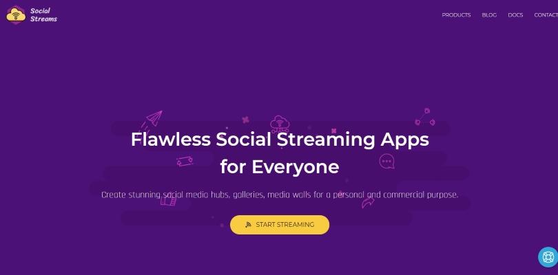 Social Streams
