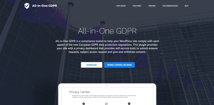 All-in-One GDPR