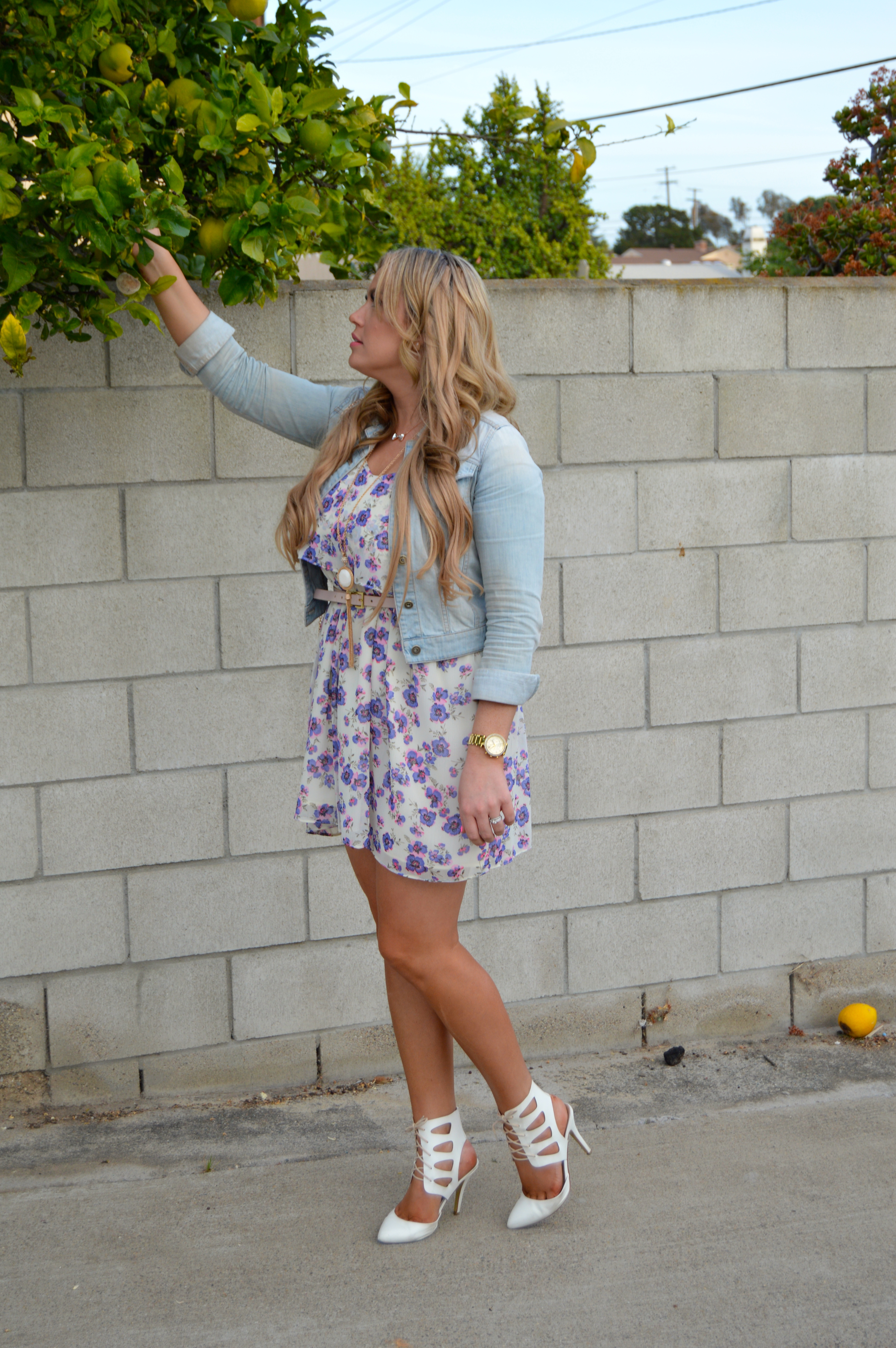 Top Shop Floral Dress Looks For Lovelies A Style And Beauty Blog