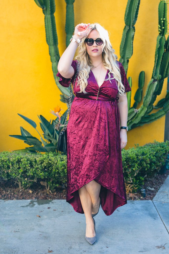 Velvet Hi Lo Dress xx Filly Flair Boutique, filly flair boutique, filly flair sf, women's boutique, velvet dress, velvet hi lo, fashion blogger, trendy women's boutique, online women's boutique