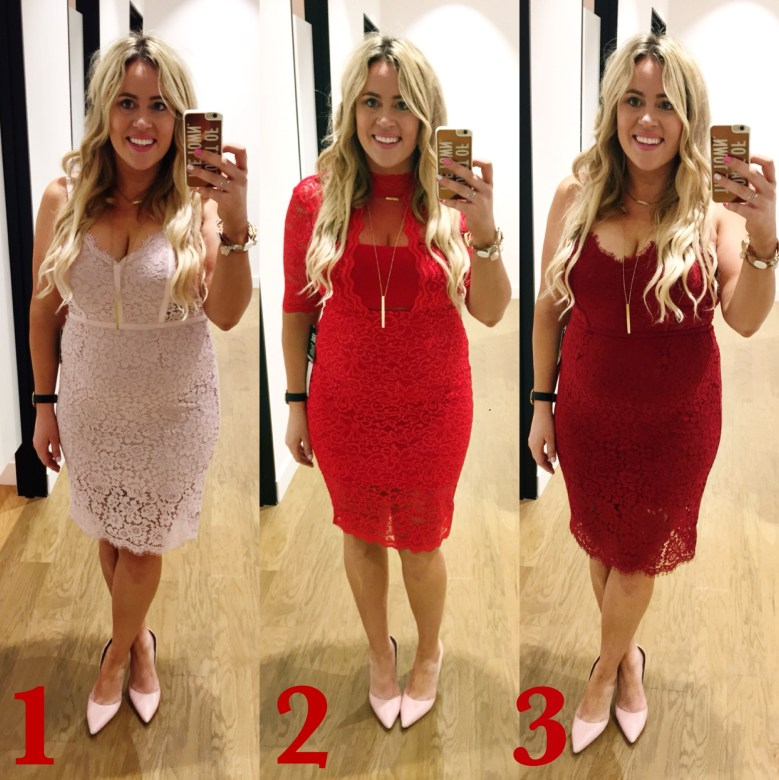 Dressing Room Dilemma - Valentines Dress xx Express, express dress, express, valentines day, galentines, valentines, lace dress, express lace dress, ootd, valentines ootd, fashion, fashion blogger, style, style blogger