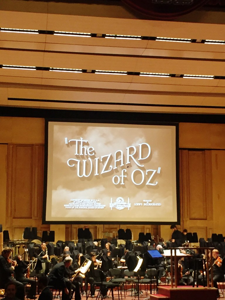 The Wizard of Oz xx The San Diego Symphony, san diego, san diego symphony, wizard of oz, san diego blogger, san diego style blogger, san diego fashion blog