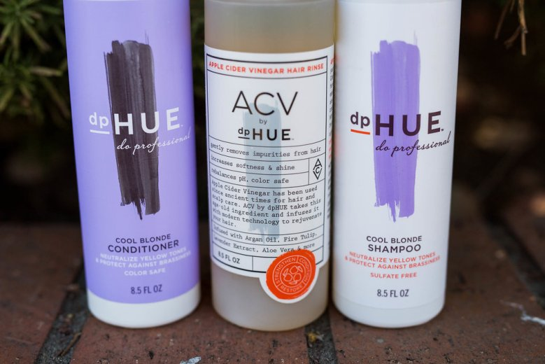 dp HUE Shampoo, Conditioner and Apple Cider Vinegar Rinse, dp HUE, hair products, beauty products, purple shampoo, apple cider vinegar, lavender, aloe, hair blogger