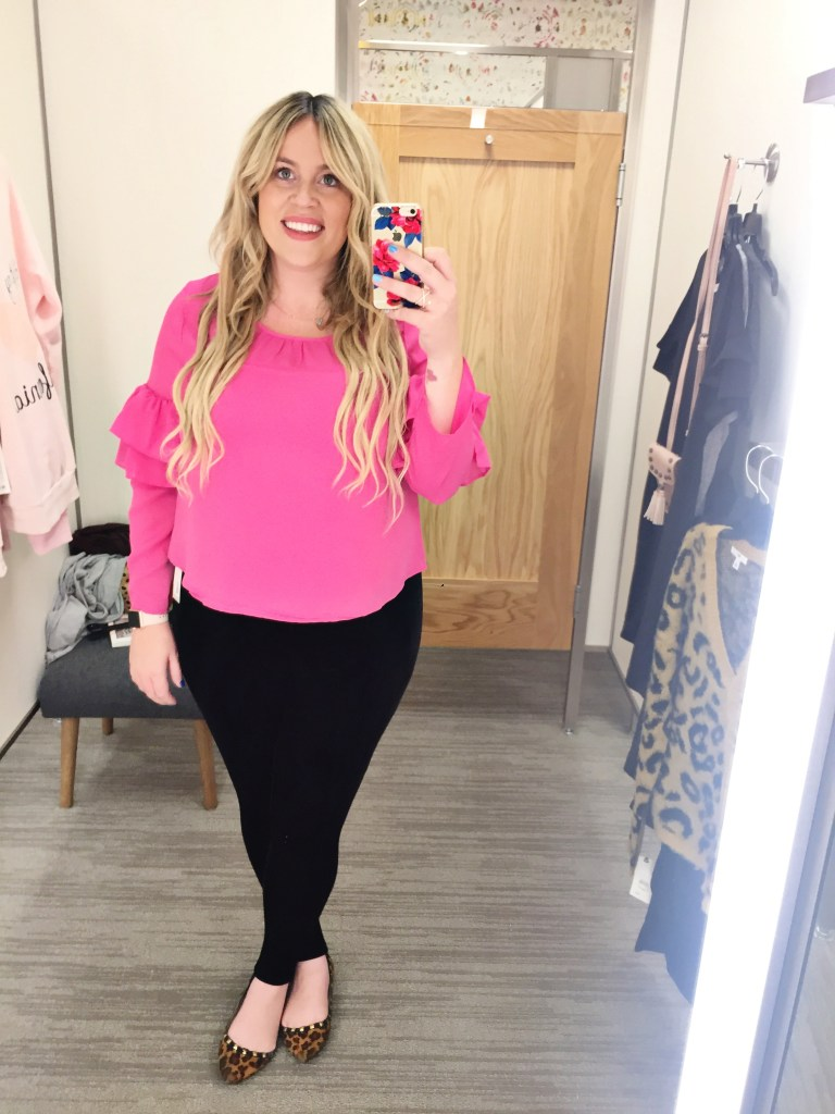 Pinks for Fall xx Dressing Room Dilemma, dressing room dilemma, dressing room diary, ootd, fall style, pink for fall, blush for fall, nordies, nordy girl