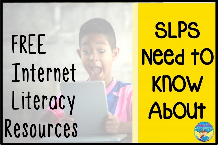 free resources, stories, literacy, internet, speech therapy