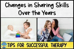 Two girls sharing secrets shows that what we share changes over the years.