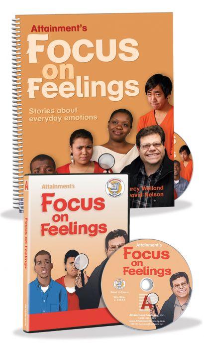 focus on feelings - emotions