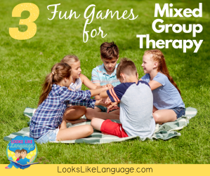 3 fun activities to use with mixed groups