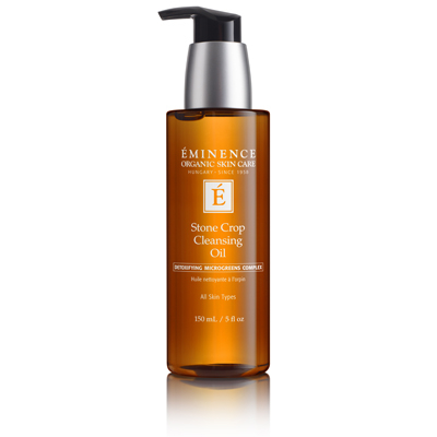 Eminence Stone Crop Cleansing Oil 5 Oz