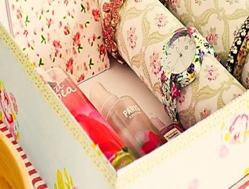 caja bisuteria joyeria reloj