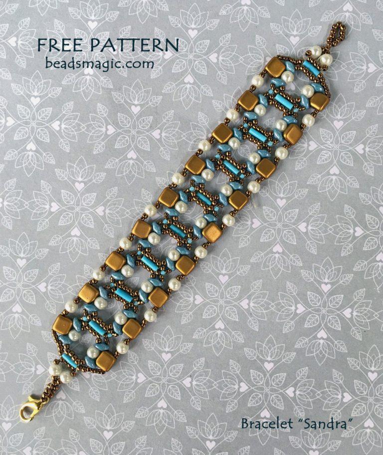 free-beading-tutorial-beaded-bracelet-pearls-download