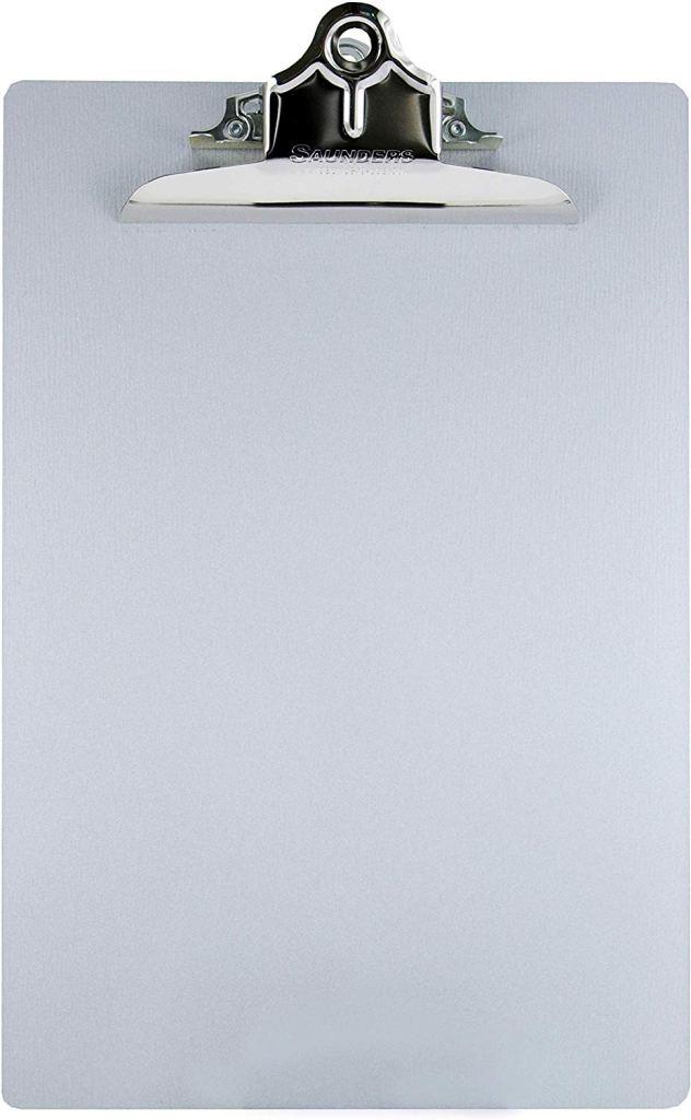Aluminum-Clipboard