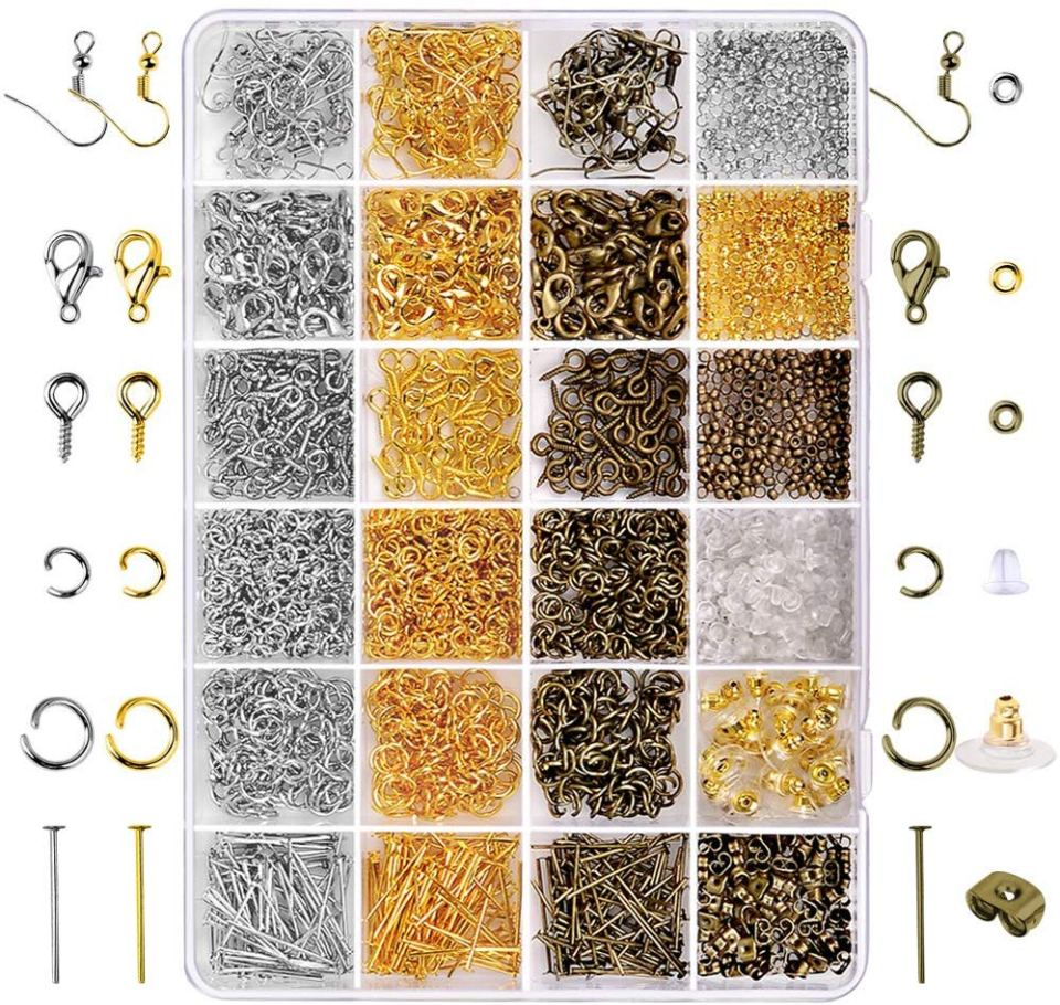 jewelry manking supplies kit findings