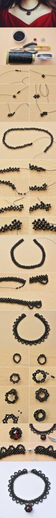 handmade necklace jewelry making supplies