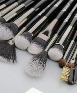 40 / 35/ 15 Pieces Of Luxury Black Professional Makeup Brush Set Makeup Lookta Beauty View All