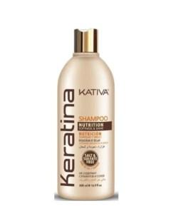 KATIVA Shampoo 500 ML Lookta Beauty Hair View All