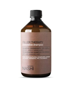 Nashi Filler Therapy Restorative Shampoo 250Ml Lookta Beauty Hair View All Nashi Argan