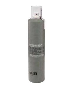 Nashi Style Eco Hair Spray Volume And Shine 300Ml Lookta Beauty Hair View All Nashi Argan