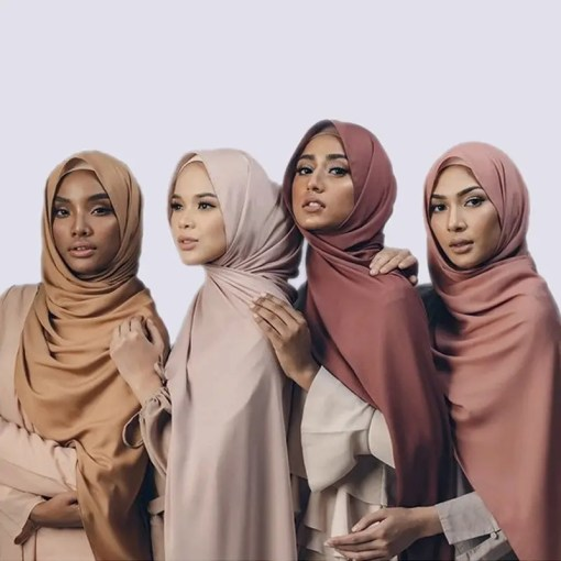 Women High Quality Malaysian Hijab Scarf Women's Fashion View All Women's Clothing Accessories