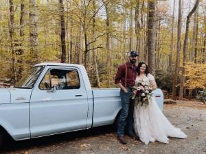 High Pastures Wedding