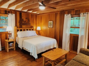 High Pastures Cabin Room