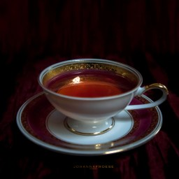 Tea Party Tidbits #12 – I'll Raise My Teacup to That!