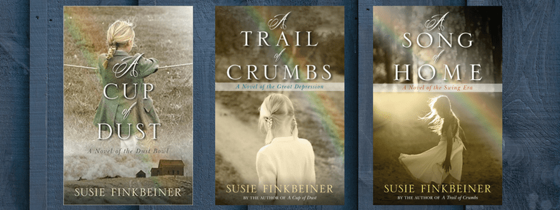 Pearl Spence trilogy by Susie Finkbeiner